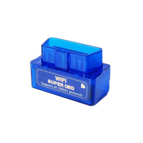 Автосканер Автомобильный диагностический сканер OBD2, WiFi, Espada ,ELM327-wst
