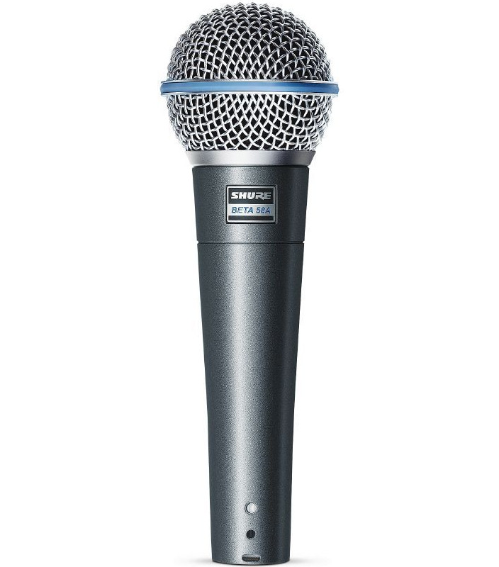 Фото - Микрофон Shure Beta 58A микрофон shure beta 56a серый