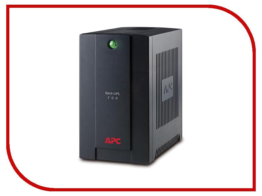Купить Источник бесперебойного питания APC Back-UPS 700VA BX700UI