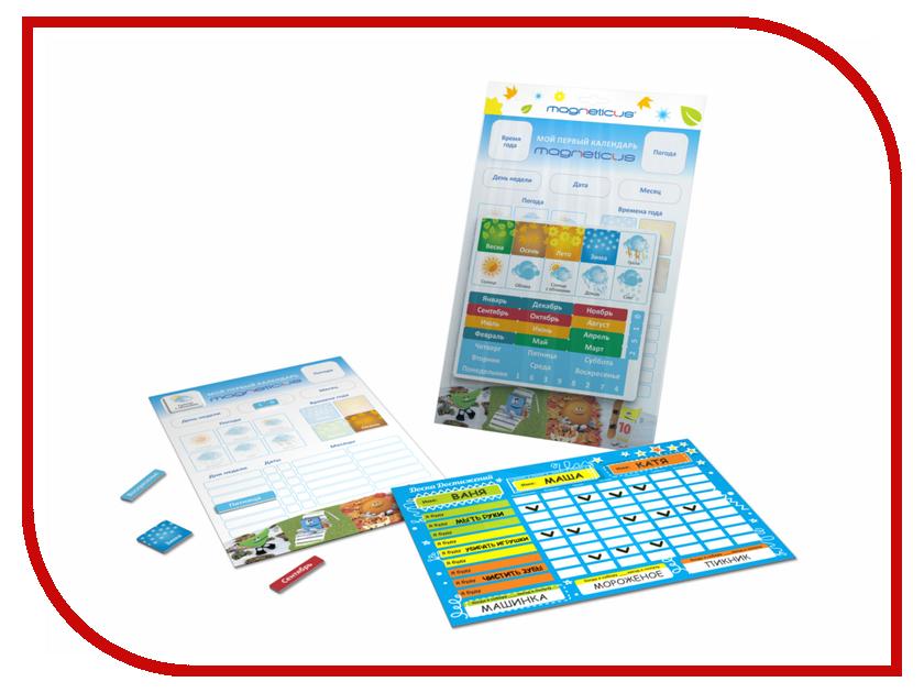 Купить Игра Magneticus CAL-2010 магнитный календарь