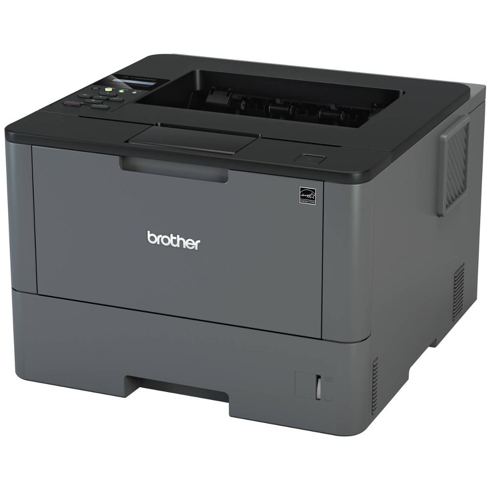 купить дешевый черно белый принтер Принтер Brother HL-L5200DW