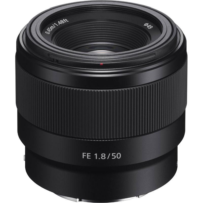 Объектив Sony FE 50mm f/1.8 (SEL-50F18F) SEL50F18F