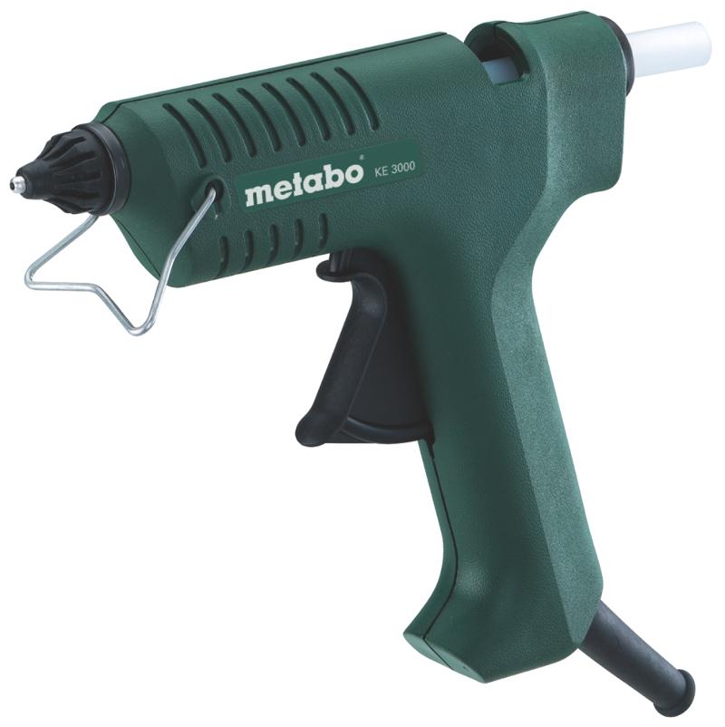 Термоклеевой пистолет Metabo KE 3000 618121000, Германия  - купить со скидкой