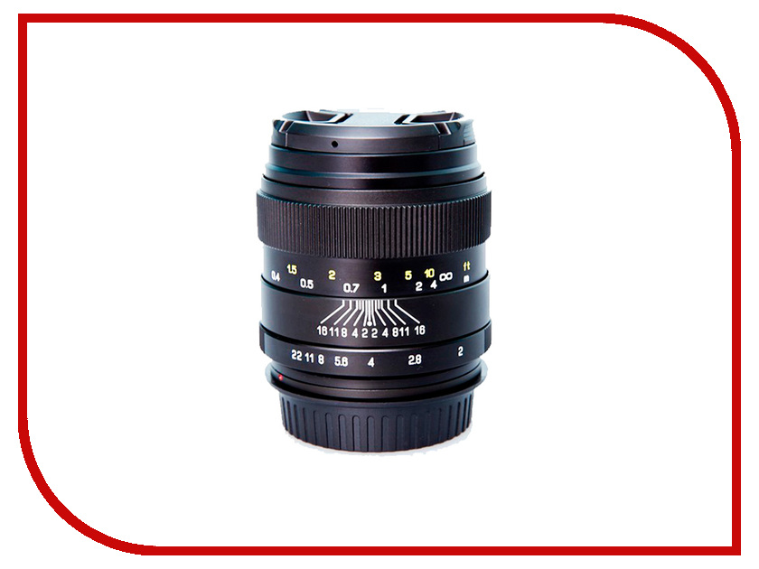 Купить Объектив Mitakon Creator Pentax K 35 mm F/2