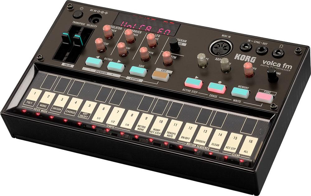 синтезатор yamaha psr s670 Синтезатор KORG Volca-FM