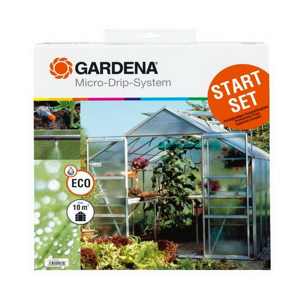 Комплект микрокапельного полива Gardena 01373-20.000.00