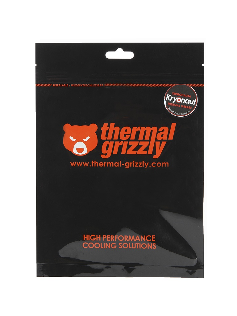 Фото - Термопаста Thermal Grizzly Kryonaut 5.5g TG-K-015-R k r knight bitty elf helps out