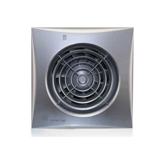 Вытяжной вентилятор Soler & Palau SILENT-100 CZ Silver