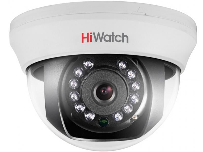 аналоговая камера hiwatch ds t251 2 8mm Аналоговая камера HiWatch DS-T101 3.6mm