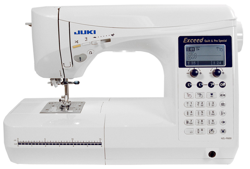 Швейная машинка Juki HZL-F 600
