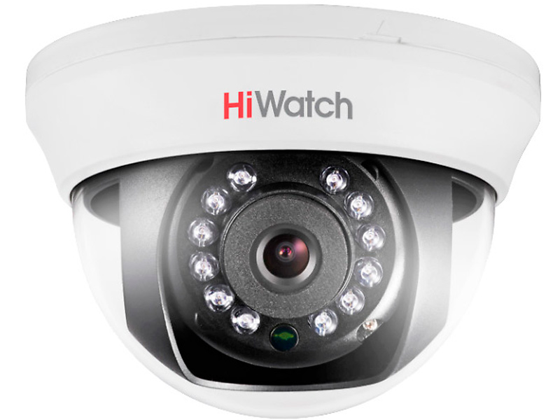 аналоговая камера hiwatch ds t251 2 8mm Аналоговая камера HiWatch DS-T201 3.6mm