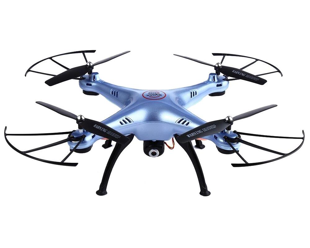 Купить Квадрокоптер Syma X5HW Blue