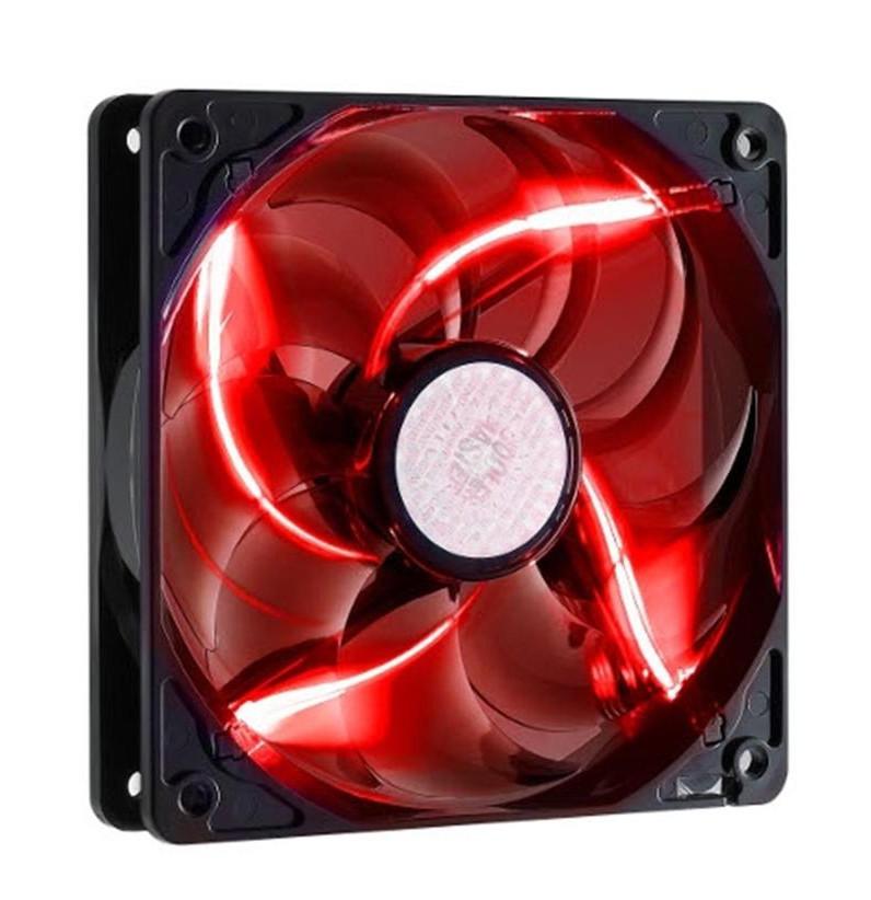 термопаста cooler master ic essential e1 1 5ml grey rg ice1 tg15 r1 Вентилятор Cooler Master SickleFlow 120 Red LED R4-L2R-20AR-R1