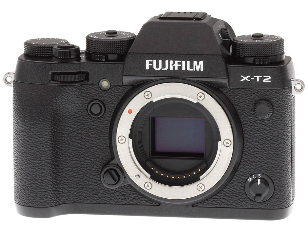 fujifilm s5 pro Фотоаппарат Fujifilm X-T2 Body