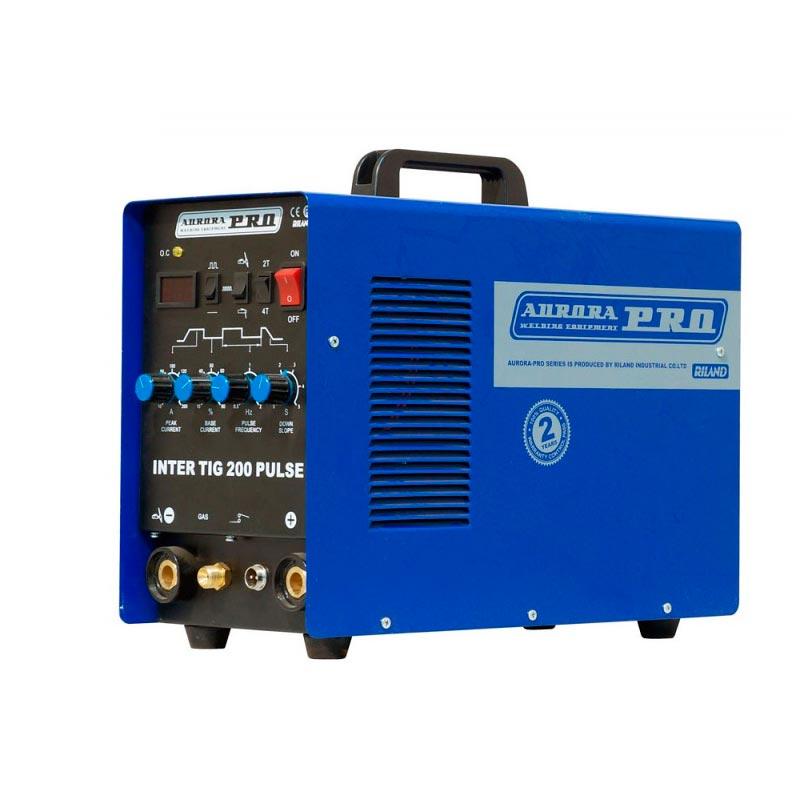 сварочный аппарат brima tig 200 ac dc Сварочный аппарат Aurora Pro Inter Tig 200 Pulse