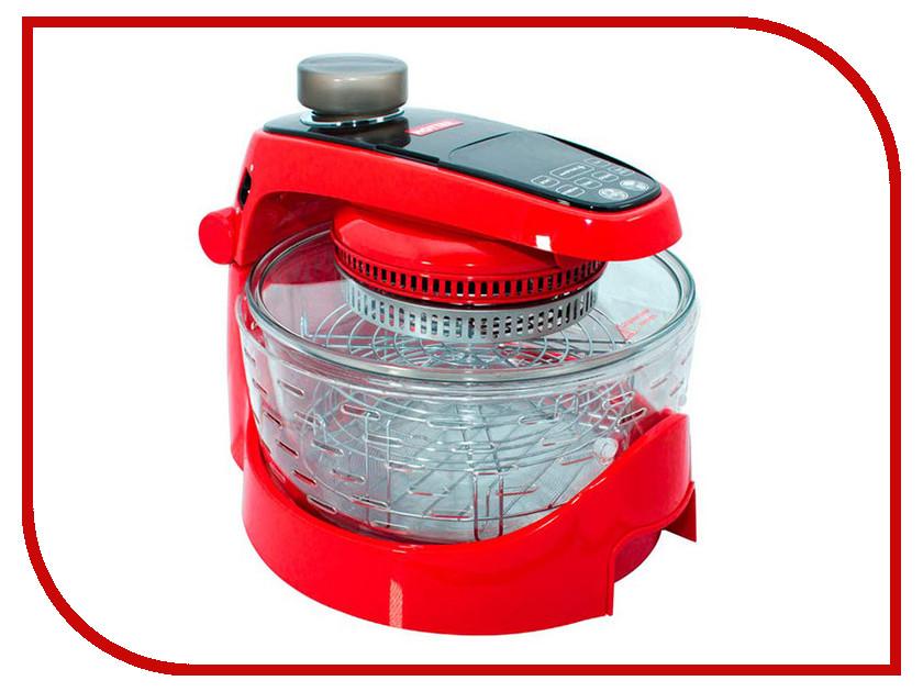 Купить Аэрогриль Hotter HX-2098 Fitness Grill Red