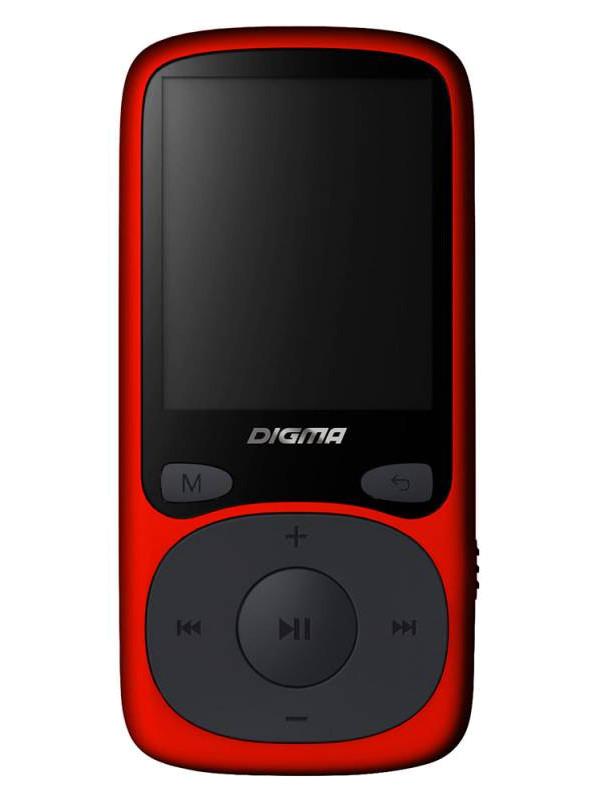 Купить Плеер Digma B3 8Gb Red