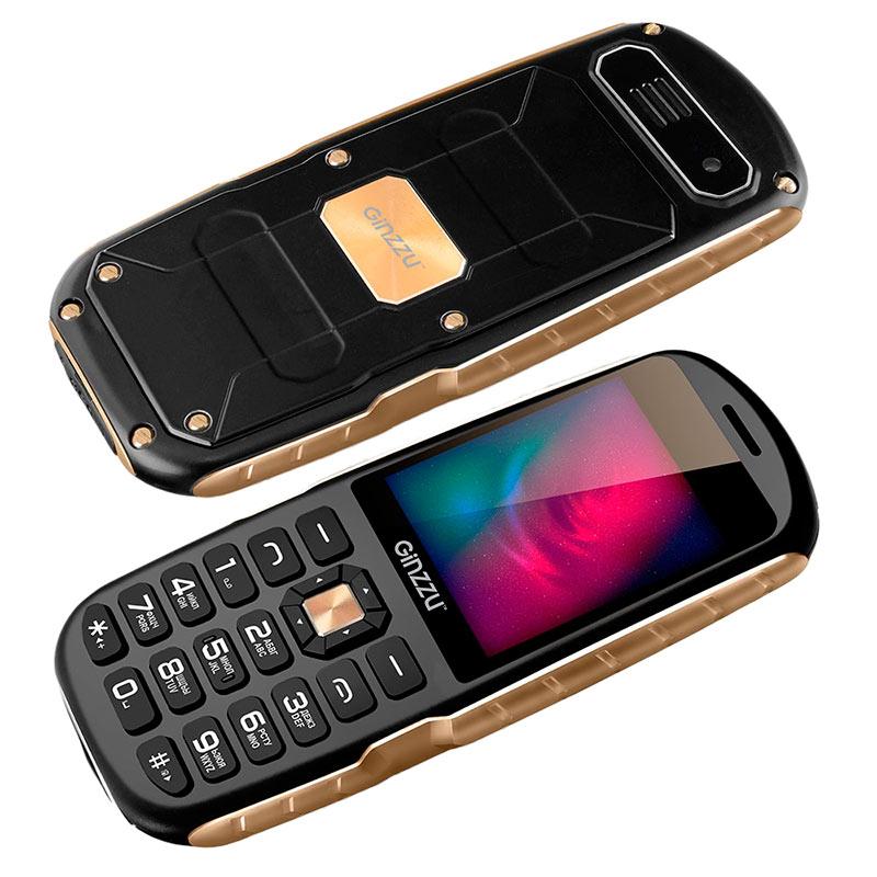 купить телефон самсунг галакси джи 1 2016 Сотовый телефон Ginzzu R1D Black