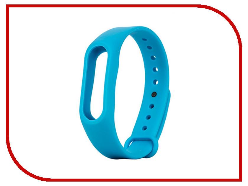 Купить Aксессуар Ремешок Apres for Xiaomi Mi Band 2 Silicone Blue