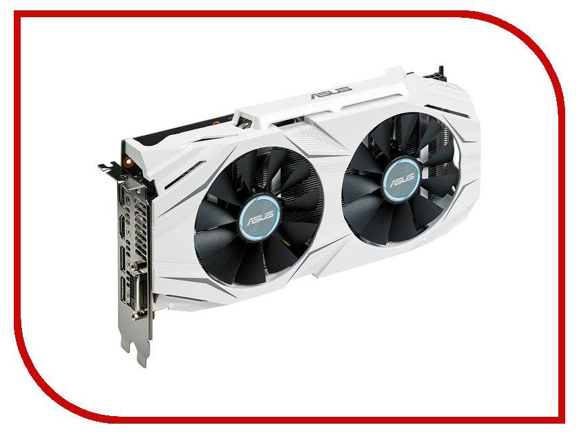 Купить Видеокарта ASUS GeForce GTX 1060 1569Mhz PCI-E 3.0 6144Mb 8008Mhz 192 bit DVI HDMI HDCP DUAL-GTX1060-O6G