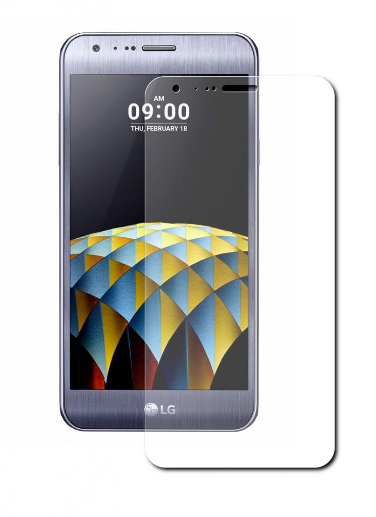 Защитное стекло Gecko для LG X Cam 0.26mm ZS26-GLGXCAM