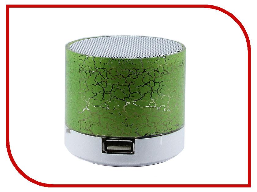 Купить Колонка Activ S10 LED mini Green 61033, S10 LED mini 61033
