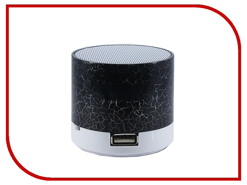 Купить Колонка Activ S10 LED mini Black 61037, S10 LED mini 61037
