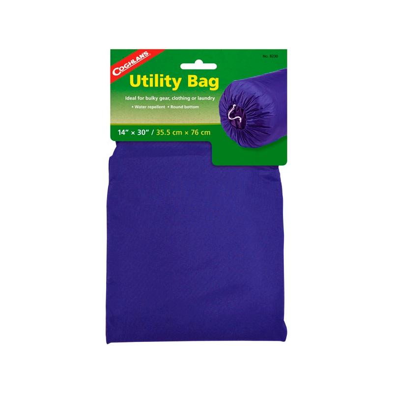Купить Нейлоновый мешок Coghlans 8230 35.5х76см Blue