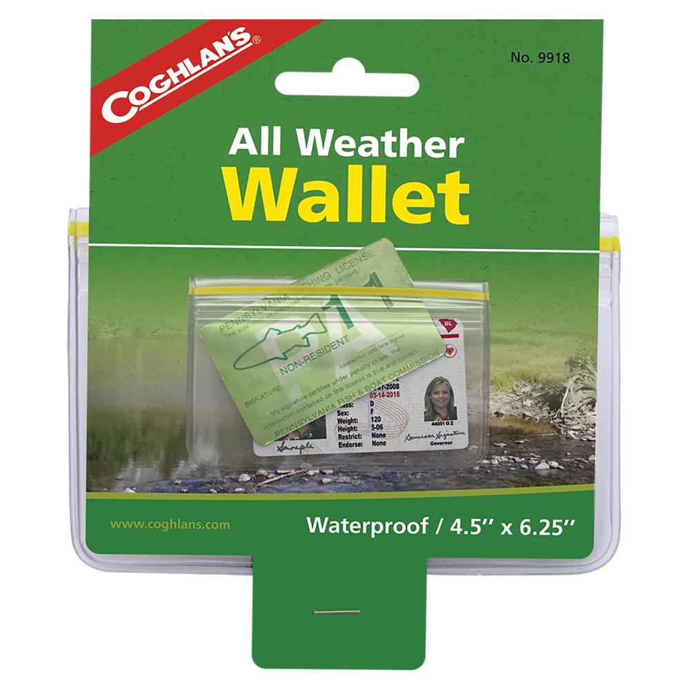 Купить Кошелек водонепроницаемый Coghlans 9918