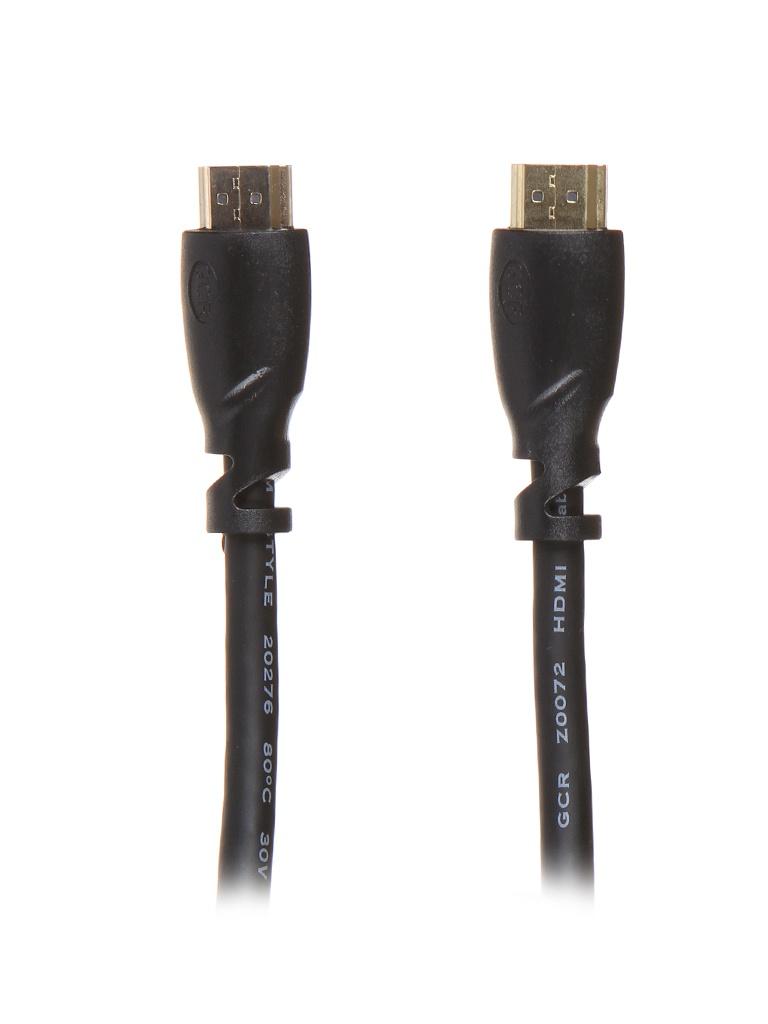 Фото - Аксессуар GCR HDMI M/M v1.4 1m Black GCR-HM311-1.0m аксессуар gcr hdmi m m v2 0 1m black red gcr hm451 1 0m