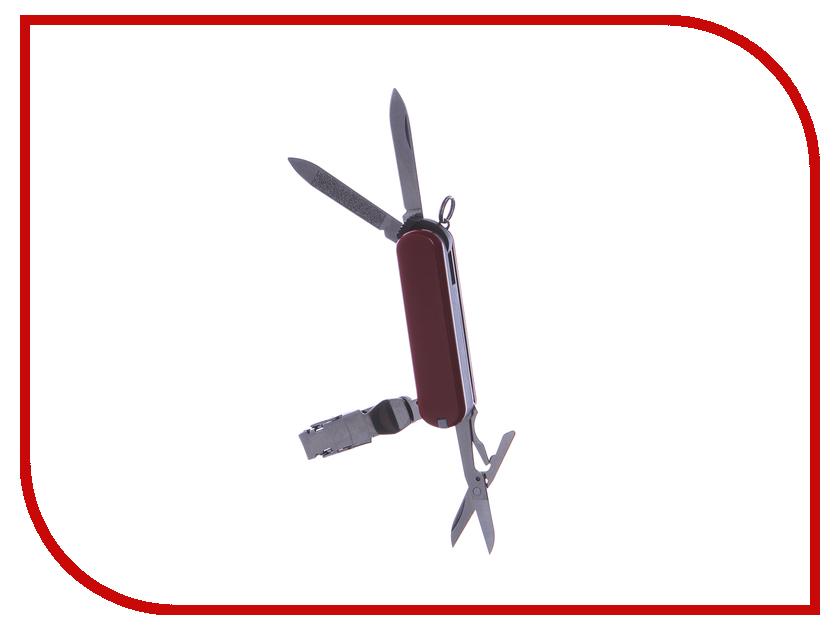 Купить Мультитул Victorinox NailClip 580 0.6463 Red, Швейцария