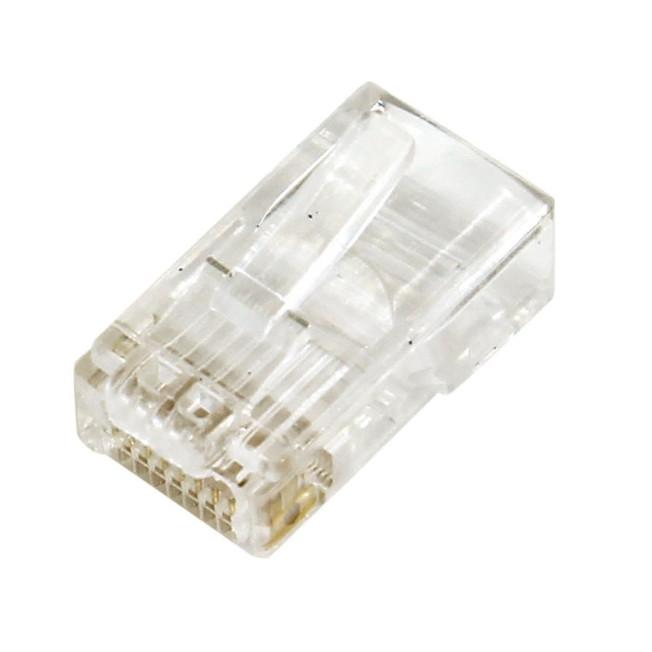 Коннектор 5bites RJ-45 8p8c US005A / US050A - 100 шт