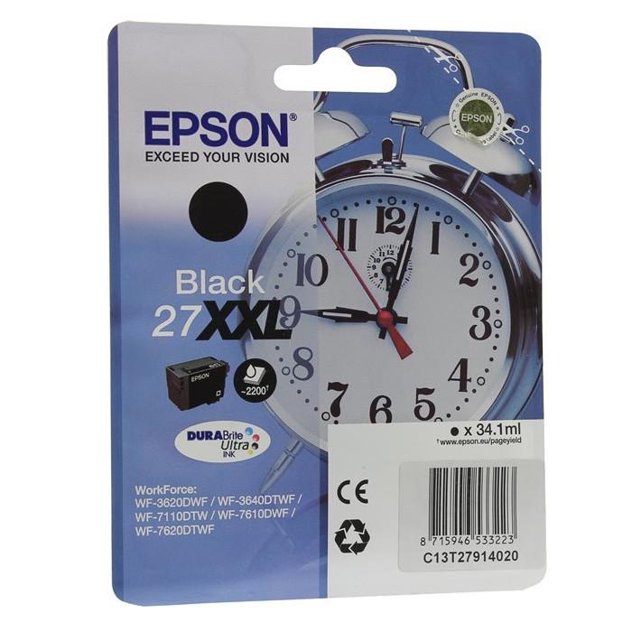 epson s22 купить Картридж Epson C13T27914020