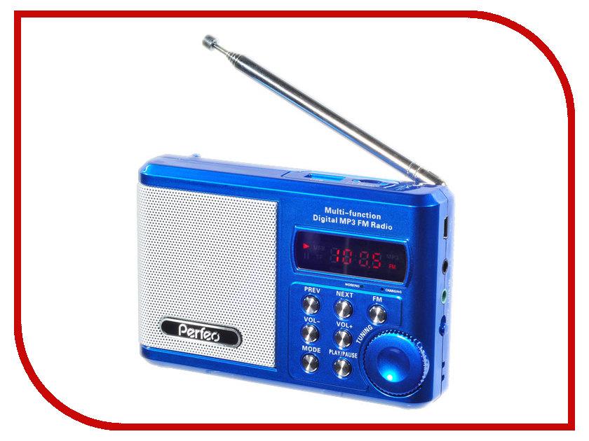 Купить Радиоприемник Perfeo PF-SV922BLU Blue