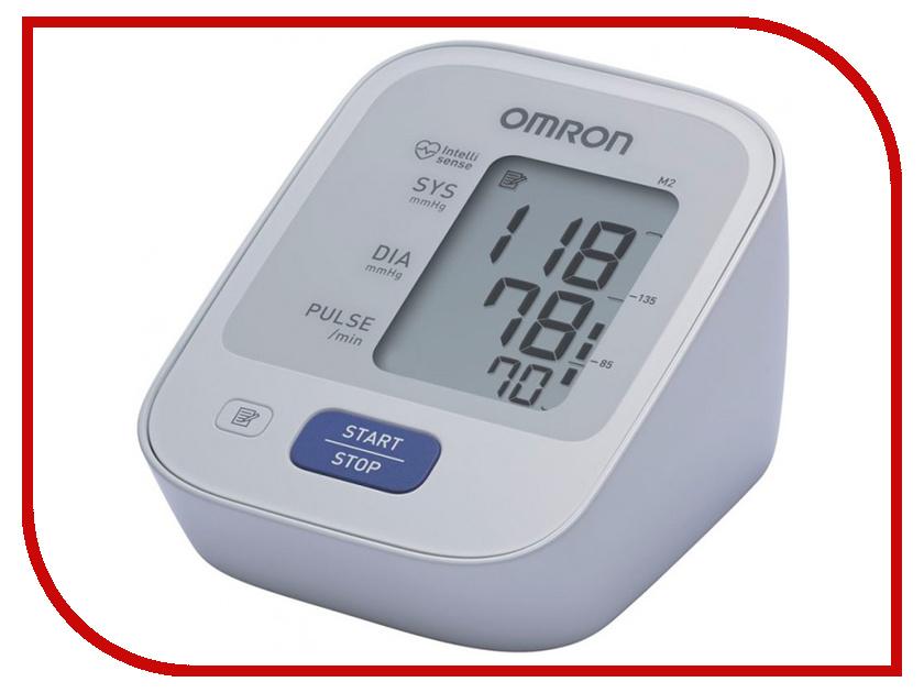 Купить Тонометр Omron M2 Basic HEM-7121-ALRU + адаптер питания, универсальная манжета