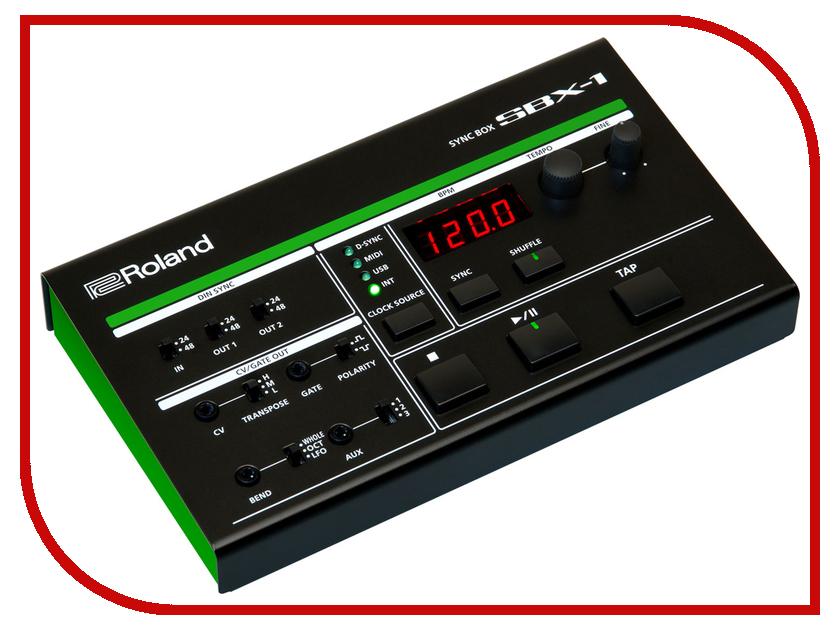 Купить Синтезатор Roland SBX-1