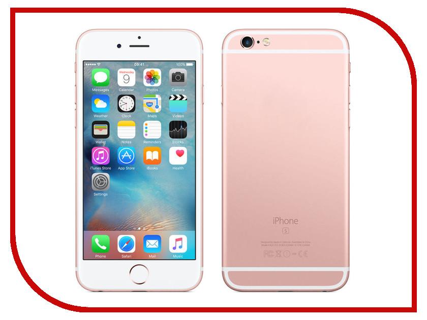 Купить Сотовый телефон APPLE iPhone 6S - 32Gb Rose Gold MN122RU/A
