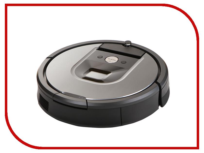 Купить Робот-пылесос iRobot Roomba 960