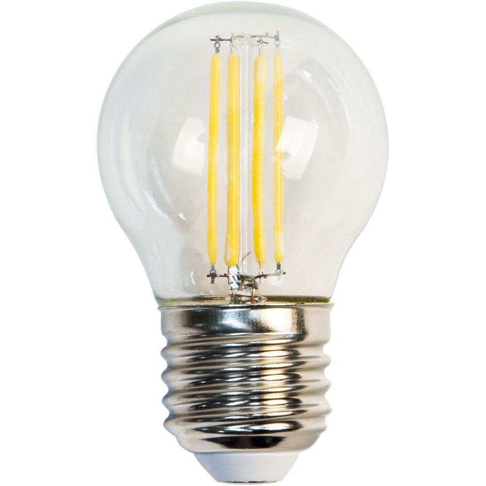 Лампочка Feron LB-61 4LED E27 5W 2700K 230V 530Lm 13418 / 25581