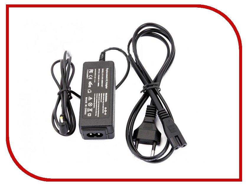 Купить Блок питания Palmexx 19V 2.1A Black для ASUS EeePC 1001/1005/1008/1015/1018/1101/1201/1215/Lamborghini VX6/3Q Netbook Qoo!/3QLAP/Sprint/ES1001N/EU1001N series PA-014, блок питания для ASUS