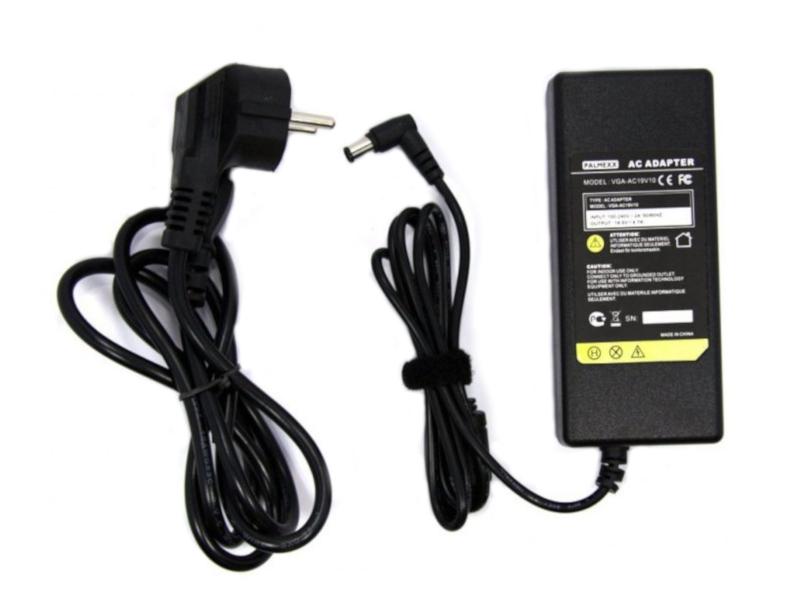 купить блок питания для автомагнитолы от сети 220 в Блок питания Palmexx 19.5V 4.7A для Sony VAIO series PA-078
