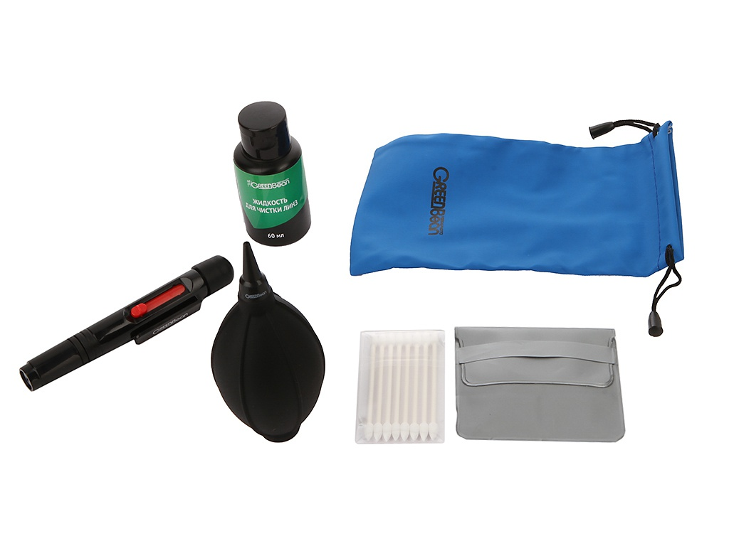 набор магнитных угольников foxweld fix kit 4 Аксессуар GreenBean Набор Exclusive Clean KIT-02 23560