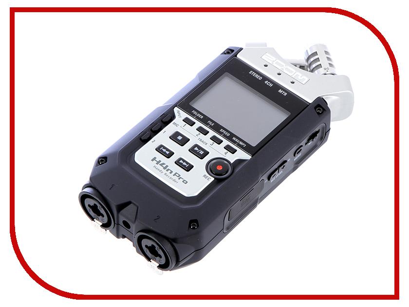 Купить Цифровой диктофон Zoom H4n Pro