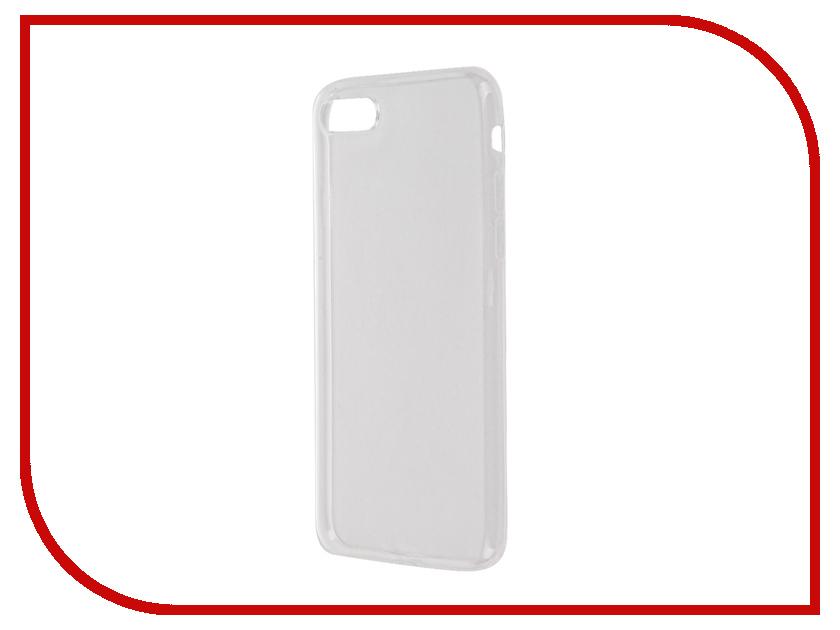 Купить Аксессуар Чехол для APPLE iPhone 7 Brosco Transparent IP7-TPU-TRANSPARENT