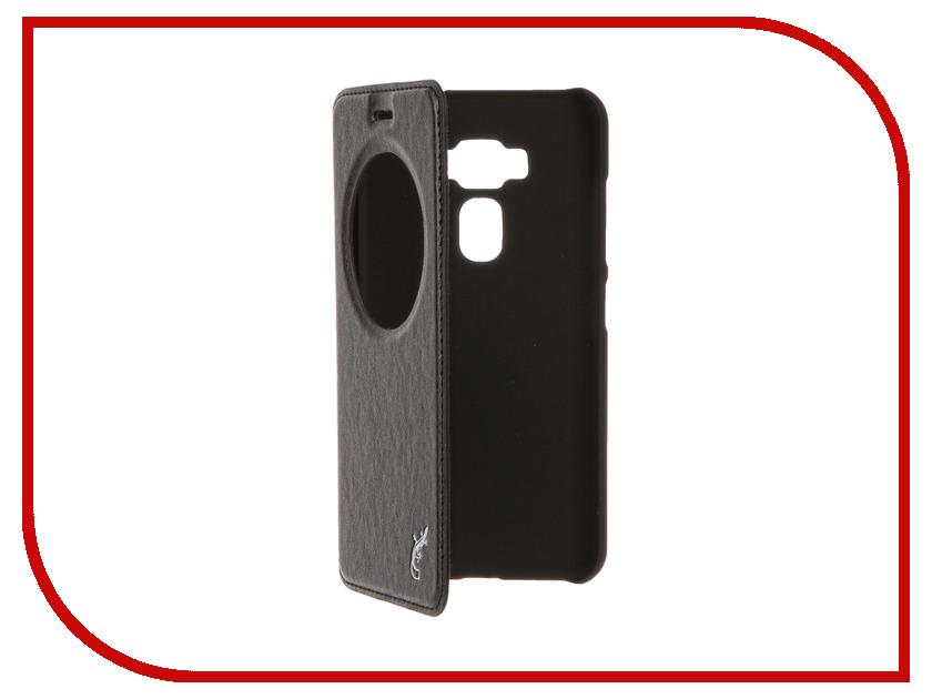 Купить Аксессуар Чехол G-case для ASUS ZenFone 3 ZE520KL Slim Premium Black GG-740
