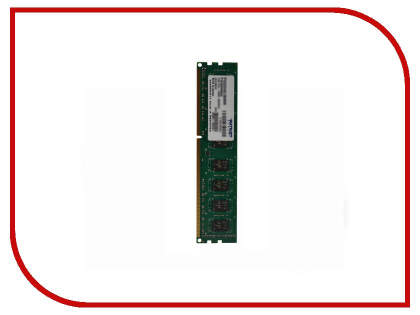 Купить Модуль памяти Patriot Memory DDR3 DIMM 1600Mhz PC3-12800 - 4Gb PSD34G16002