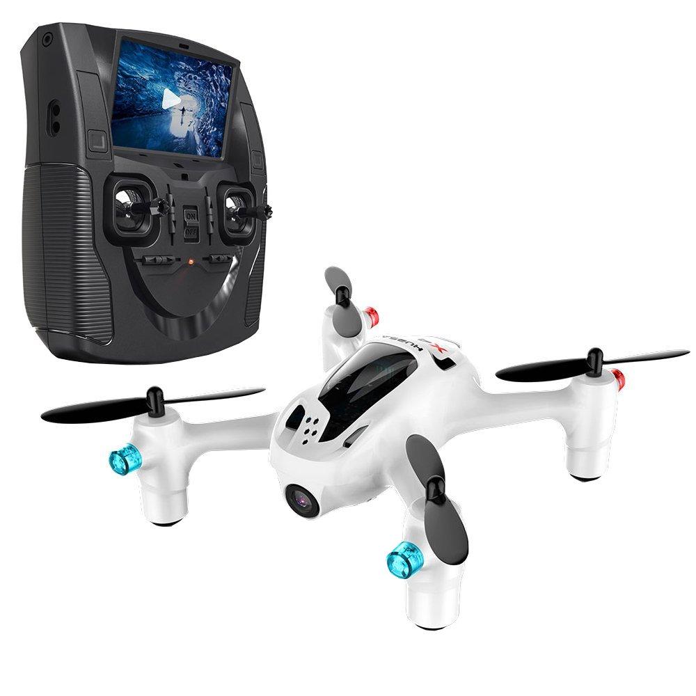 Купить Квадрокоптер Hubsan FPV X4 Plus H107D+