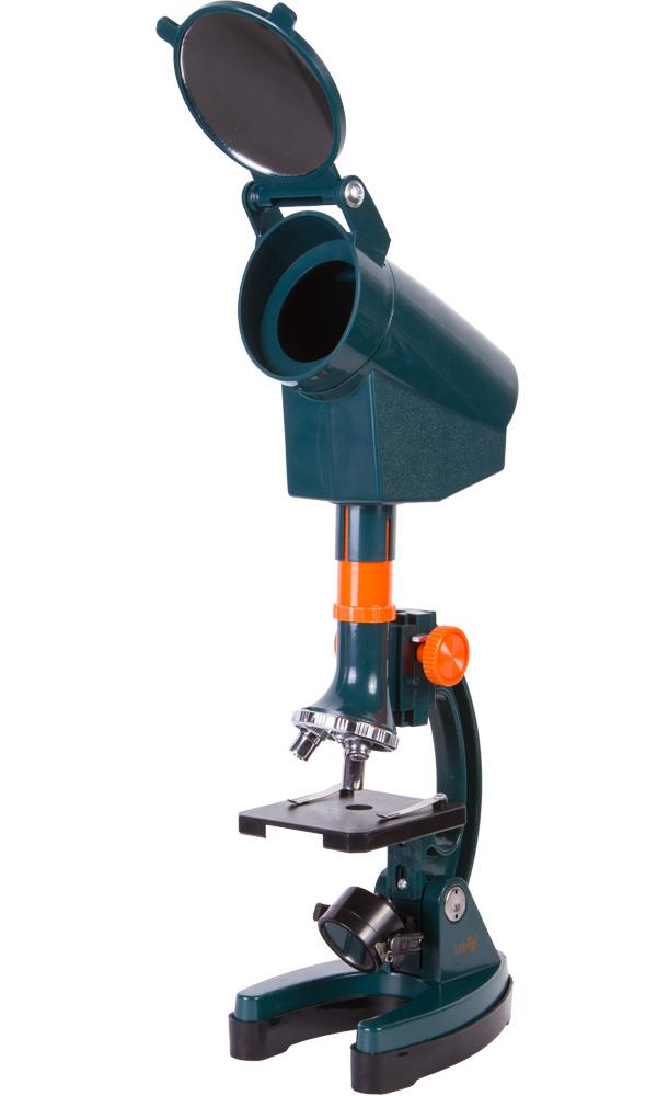 Фото - Микроскоп Levenhuk LabZZ M3 6pcs screw thread metric tap drill bits 1 4 hex shank hss countersink drill cone bit set m3 m10 mayitr