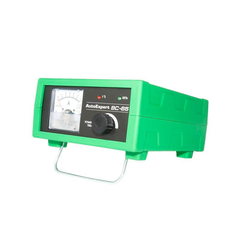 Фото - Зарядное устройство AutoExpert BC-65 зарядное устройство autoexpert bc 65