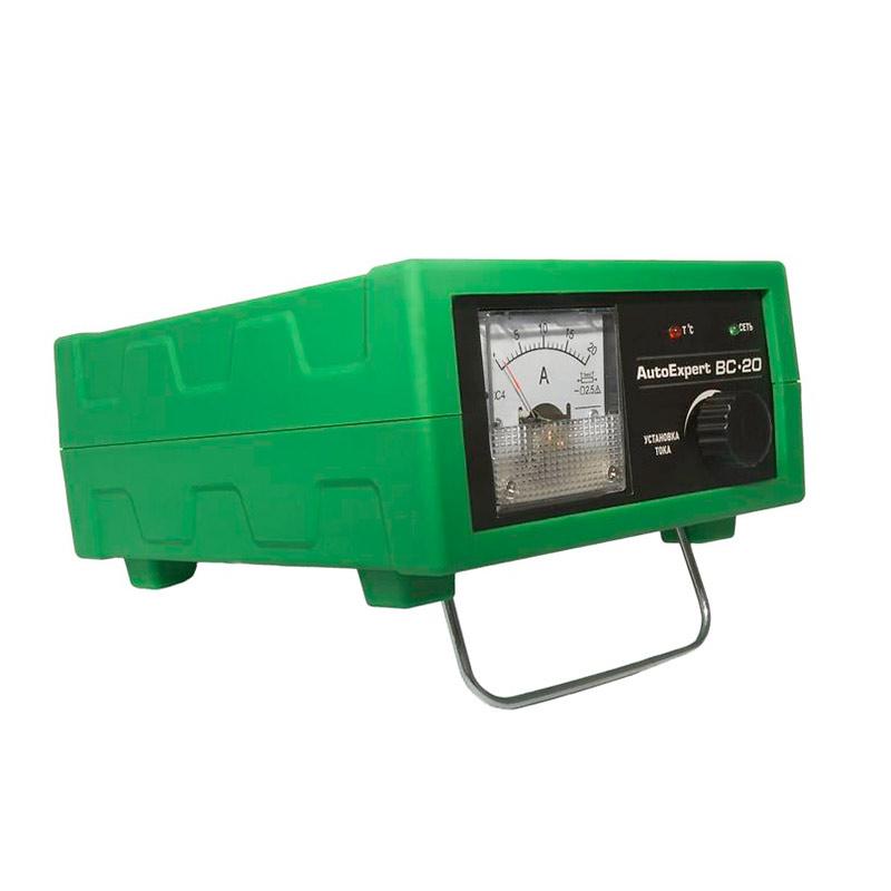 Фото - Зарядное устройство AutoExpert BC-20 зарядное устройство autoexpert bc 65
